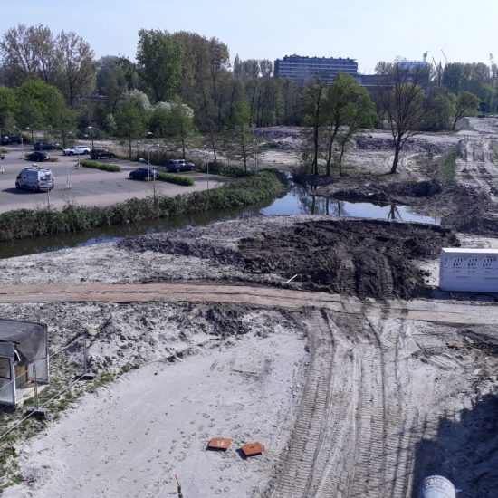 Schiedam – Park Harga fase 2 – kavels