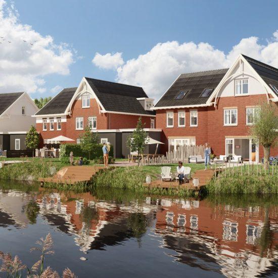 Maassluis – Wilgenrijk – Rietkraag