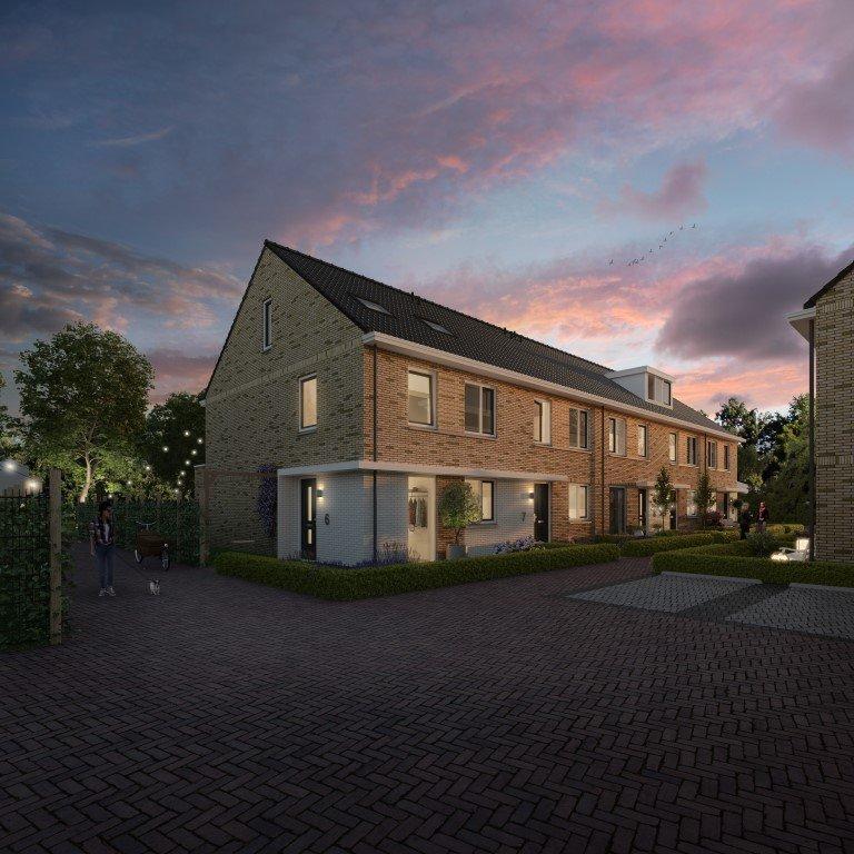 IN verkoop. U kunt zich aanmelden voor de reservelijst, zie wonenindemaere.nl WONEN IN DE MAERE PROF. TEN DOESSCHATESTRAAT | HEEMSKERK Wonen in De Maere is een woonhof met een ontspannen sfeer. Wie van geborgenheid en comfort houdt, valt zonder twijfel voor Wonen in de Maere. Het nieuwbouwplan biedt ruimte aan 14 eengezinswoningen. Een mooi kleinschalig nieuw woningaanbod in Heemskerk dat naadloos aansluit bij de buurt. Hoffelijk wonen Wonen in de Maere is geïnspireerd door de verschillende woonhofjes in Heemskerk. Het pleintje en het autovrije straatje vormen het hart van het woonhof. Een plek voor kinderen om veilig te kunnen spelen en ruimte voor bewoners om elkaar te ontmoeten. Hier woon je in een hof met een ontspannen sfeer en behoud van veel groen. De woningen Verspreid over drie kleinschalige blokken worden 14 woningen gerealiseerd. De woningen hebben alles wat je van een modern huis mag verwachten, maar er is nog […]