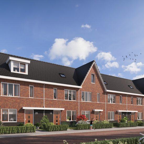 Hillegom – Heren van Acht- start verkoop 8 oktober as.
