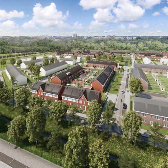 Schiedam – Park Harga fase 4 – In verkoop