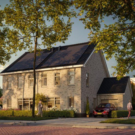 Heerhugowaard – De Merelweg – start verkoop 13 november as.