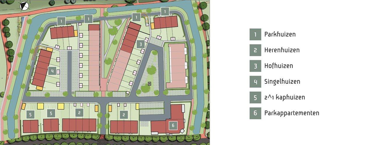 PARKSINGEL Parksingel is een uniek eiland binnen Wilgenrijk. Een groene en waterrijke buurt met een ontspannen sfeer. Wie van natuur, geborgenheid en bijzondere architectuur houdt, valt zonder twijfel voor Parksingel. Parksingel biedt ruimte aan 52 huizen en 33 appartementen, zowel koop als huur, die in type en uitvoering telkens anders zijn. Een mooi gevarieerd huizenaanbod, waarbij de verschillende woonsferen heel natuurlijk samenkomen en een sfeervol geheel vormen. THUISKOMEN BETEKENT GELIJK ONTSPANNEN De huizen zijn mooi gelegen aan de statige groene laan Verreweg, de singel, de voet van de Parkwal of aan een intiem groene hof. In het groene hof komen bewoners samen en kunnen de kinderen veilig spelen. U heeft geen zorgen om druk verkeer: alle auto's kunnen aan de achterzijde van het huis parkeren. Zo geniet u optimaal van het groene hof en een kindvriendelijke omgeving. Parksingel ligt aan de groene parkwal, een glooiend groen park. Het groene park […]