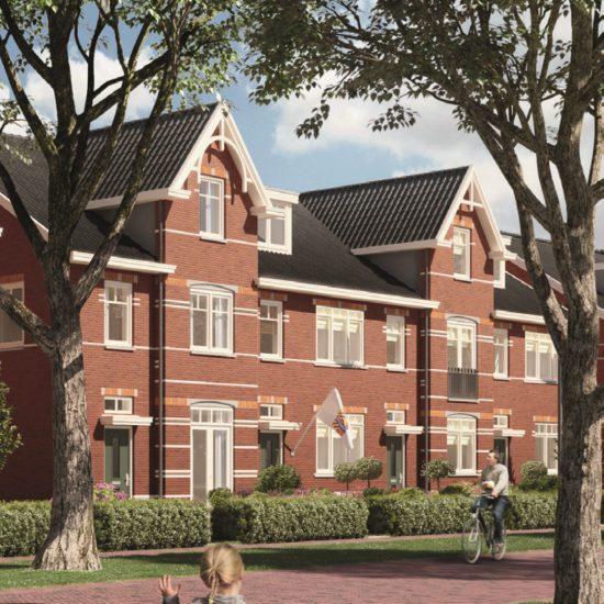 Maassluis – Wilgenrijk – Rietkraag bouwnummer 74 ong