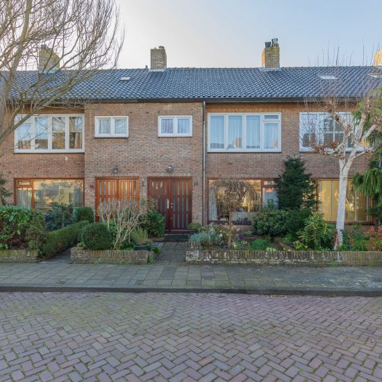 Haarlem – De Carpentierlaan 18