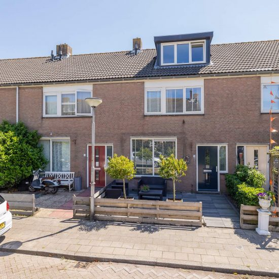 Hillegom – Michiel de Ruyterstraat 52